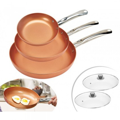 Copper Pan