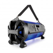 Altavoces Trolley LED