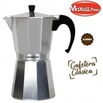 Cafetera clasica 6 tazas