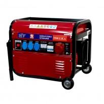 Generador electrico trifasico y monofasico
