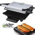 Sandwichera grill-panini