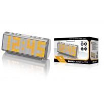 Radio Reloj con calendario